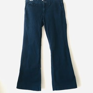 Habitual Wide Leg Flare Dark Wash Jeans